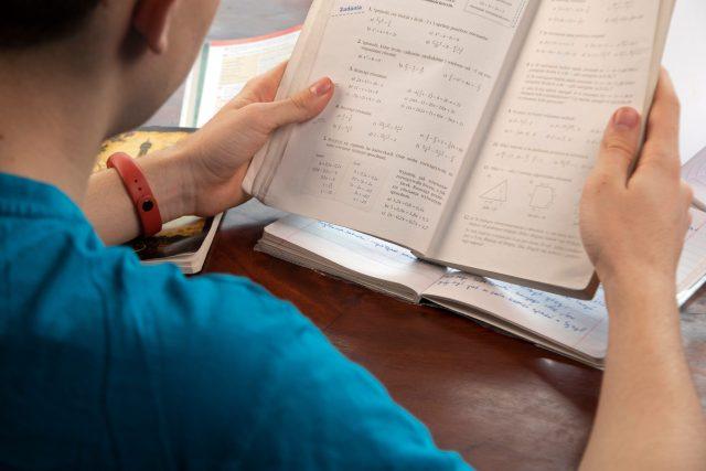 Studium (ilustrační foto)