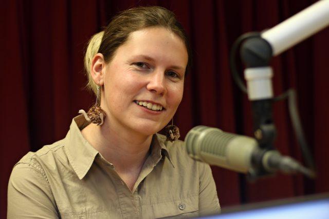 Simona Kubíčková, vedoucí marketingového oddělení ZOO Jihlava