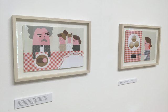 Výstava U Janáčků v kuchyni | foto: Barbora Kroutilíková,  Český rozhlas