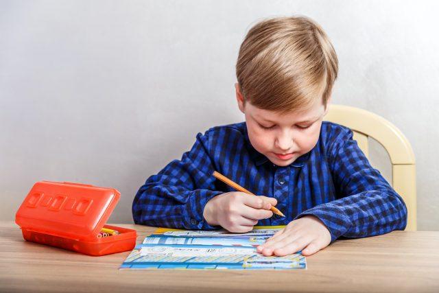 Předškolák (ilustrační foto)