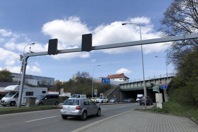 Husovický tunel v Brně   foto: Ludmila Opltová,  Český rozhlas