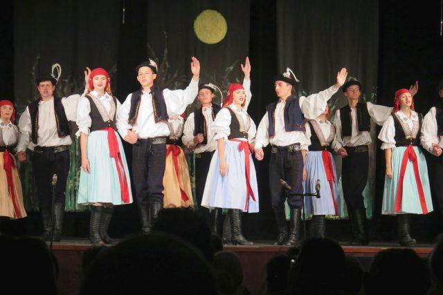 Folklorní soubor Hradišťánek