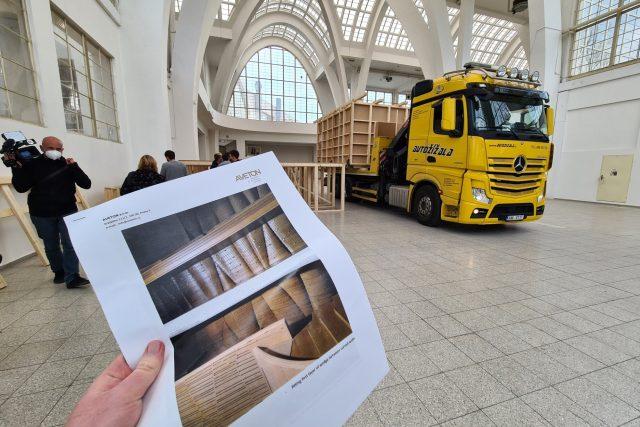 Akustický model budoucího JKC na brněnském výstavišti | foto: Tomáš Kremr,  Český rozhlas