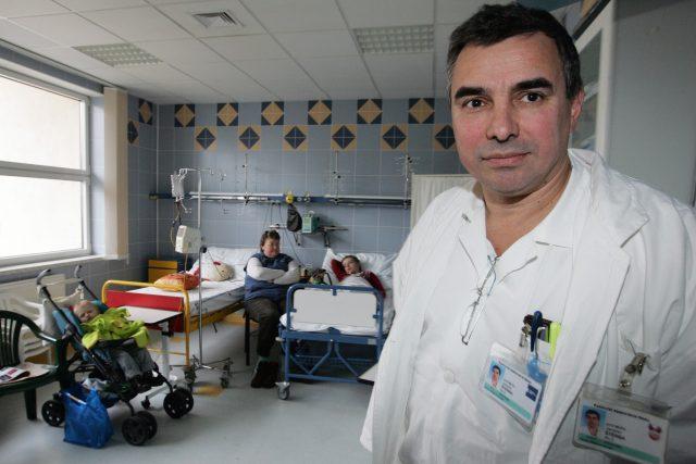 Jaroslav Štěrba, ředitel Fakultní nemocnice Brno
