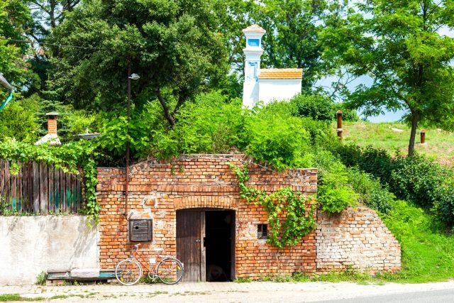 Vinný sklípek v Brodě nad Dyjí | foto: Profimedia