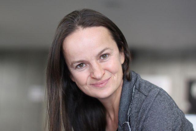 Lenka Hatašová   foto: Elena Horálková,  Český rozhlas