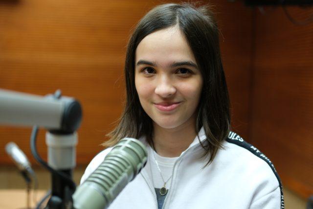Eva Spekhorstová - dívka, která umí sedmnáct různých řečí