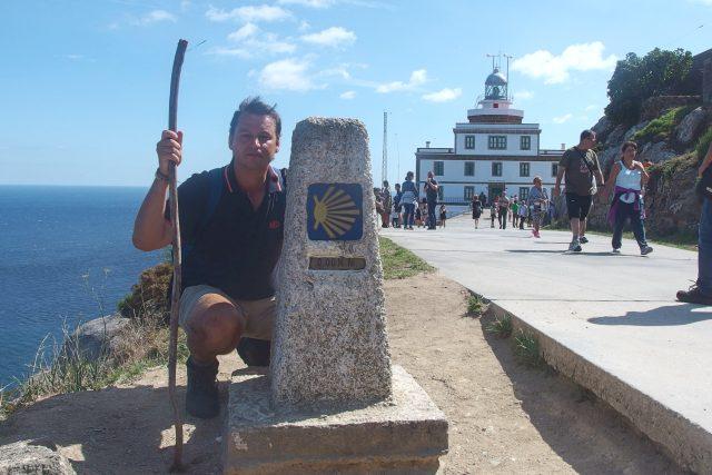 Poutník Roman Klecker na cestě do Santiaga de Compostela | foto: Roman Klecker